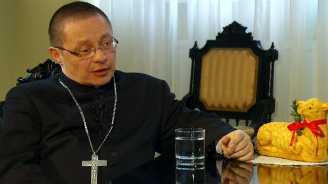"""Biskup Grzegorz Ryś był gościem """"Faktów po Faktach"""""""