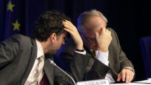 """Straty inwestorów """"normą""""? Po reakcji rynków szef eurogrupy łagodzi wypowiedź"""