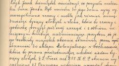 Notarialna umowa przedślubna rodziców Artura Siemiątka