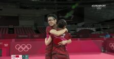Tokio. Mizutani i Ito ze złotym medalem w tenisie stołowym par mieszanych
