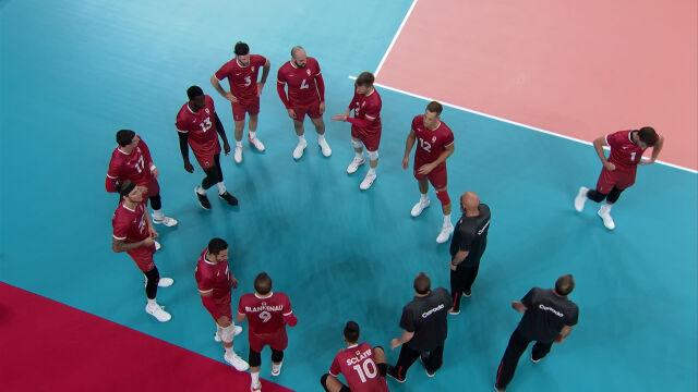 Tokio. Siatkówka. Skrót meczu Kanada – Iran