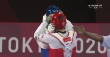 Tokio. Chramcow zdobył złoty medal w taekwondo mężczyzn