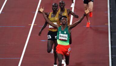 Niesamowity finisz Etiopczyka. Ma olimpijskie złoto