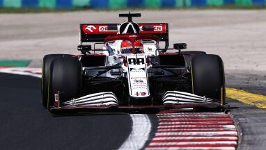 Kubica wrócił do bolidu F1. Verstappen i Bottas rządzili na treningach