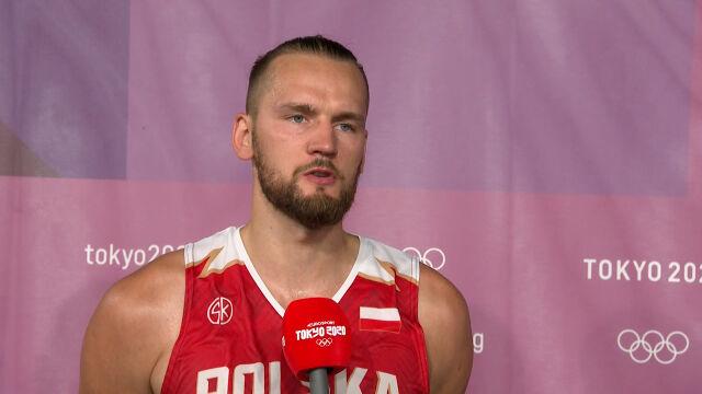 Tokio. Rduch po meczu Polska – Holandia w koszykówce 3x3 mężczyzn