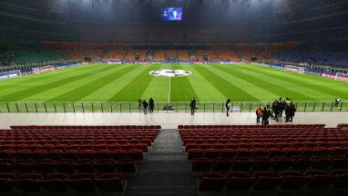 UEFA potwierdza: czwartkowy mecz w Mediolanie bez udziału publiczności