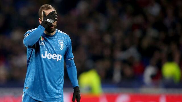 Juventus bez pomysłu. Olympique Lyon ze skromną zaliczką