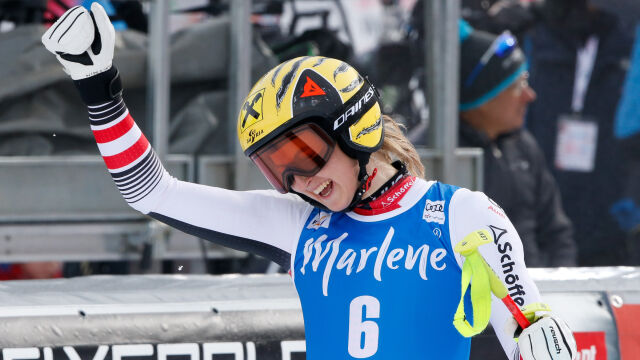 Premierowe zwycięstwo Niny Ortlieb w alpejskim Pucharze Świata