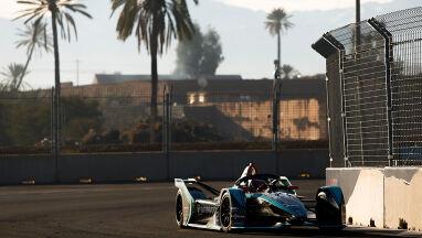 Plan transmisji piątej rundy Formuły E. W sobotę ePrix Marrakeszu
