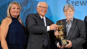 Szewach Weiss laureatem Nagrody Pokoju