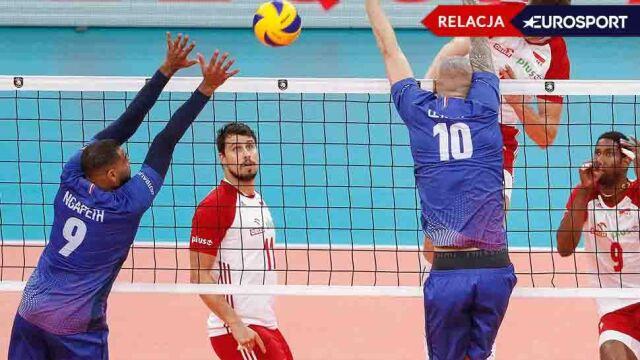 Polska - Francja 3:0 [RELACJA]