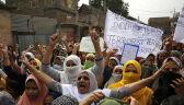 Protesty w sprawie Kaszmiru. Premier Pakistanu ostrzega przed rozlewem krwi