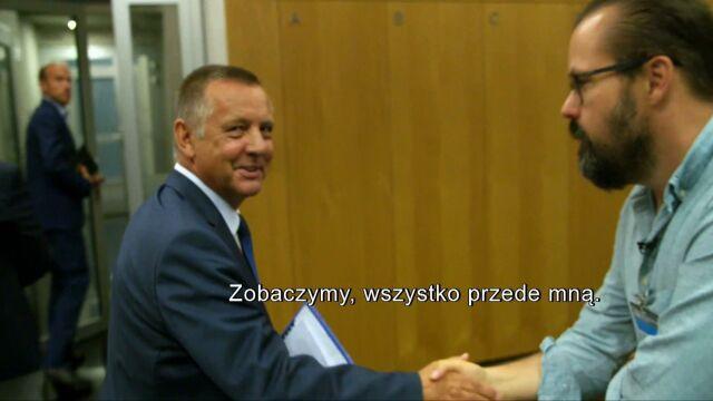 """""""Pytanie o uczciwość jednego  z najważniejszych urzędników w Polsce"""""""