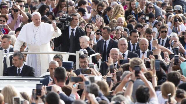 Co papież Franciszek mówił o edukacji seksualnej? Sprawdzamy popularny internetowy wpis