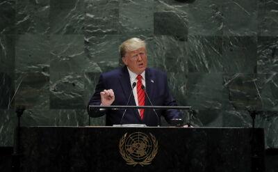 Trump: Iran jest największym światowym sponsorem terroryzmu