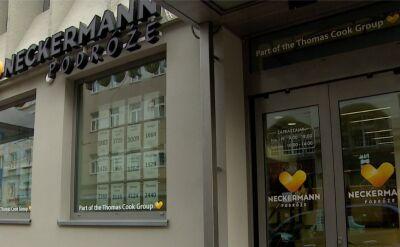 Biuro podróży Neckermann tymczasowo zawiesza rezerwacje wycieczek