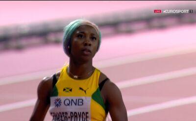 Fraser-Pryce mistrzynią świata w biegu na 100 m
