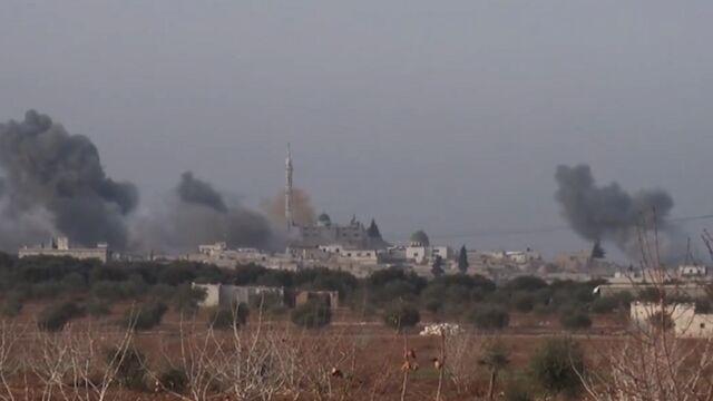 22 dni przerwy i znów atakują. Rosjanie wznowili naloty w Syrii