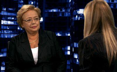 """""""Prezes Przyłębska nie ma kompetencji do tego, żeby wypowiadać się o orzeczeniach Sądu Najwyższego"""""""