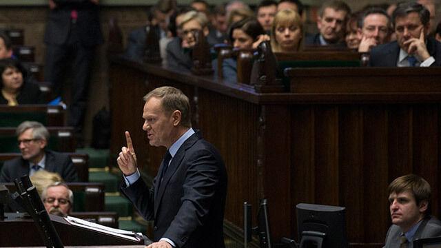 Zmiany w rządzie Tuska