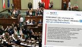 Opozycja: żądamy zmiany decyzji o odwołaniu Sejmu Dzieci i Młodzieży