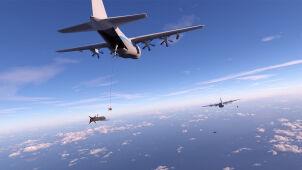 Latający gremlin wraca do samolotu. DARPA pokazała niezwykłą technologię