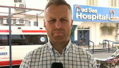 """""""Sporo ludzi w Hurghadzie o tym mówi"""". Relacja reportera TVN24 z Egiptu"""