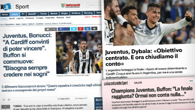 Juve szybko zapomniało o Monaco.