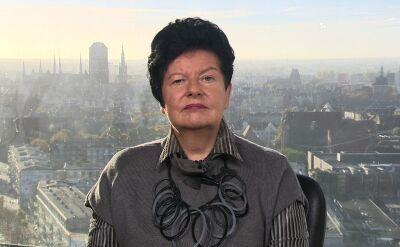 """Joanna Senyszyn we """"Wstajesz i wiesz"""""""