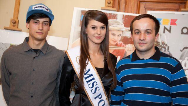 Miss Polski zachęca do studiowania w Krakowie