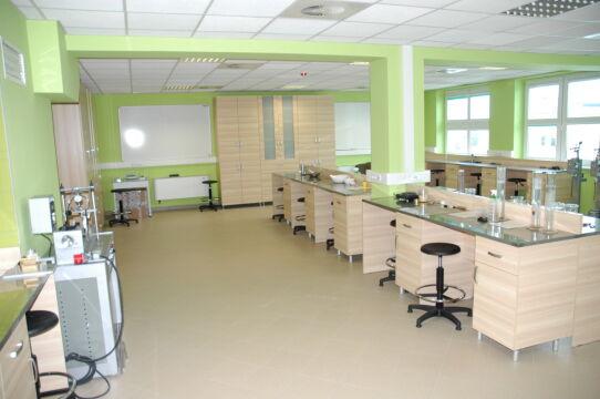 Laboratorium geotechniczne kosztowało 260 tys. zł