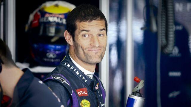 """Konspiracja i wróg Webbera w Red Bullu? """"Kompletna bzdura"""""""