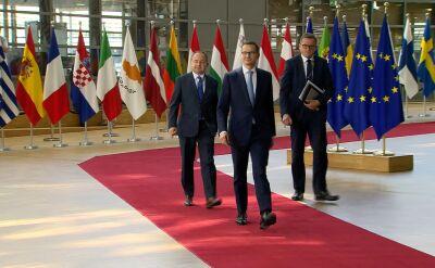 Morawiecki o Timmermansie: ja dotrzymałem słowa