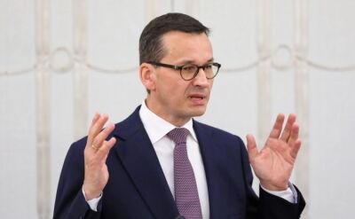 Morawiecki: prawda historyczna nie powinna dzielić Polaków