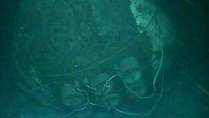 Okręt odnaleziono po roku. Pokazano pierwsze zdjęcia wraku