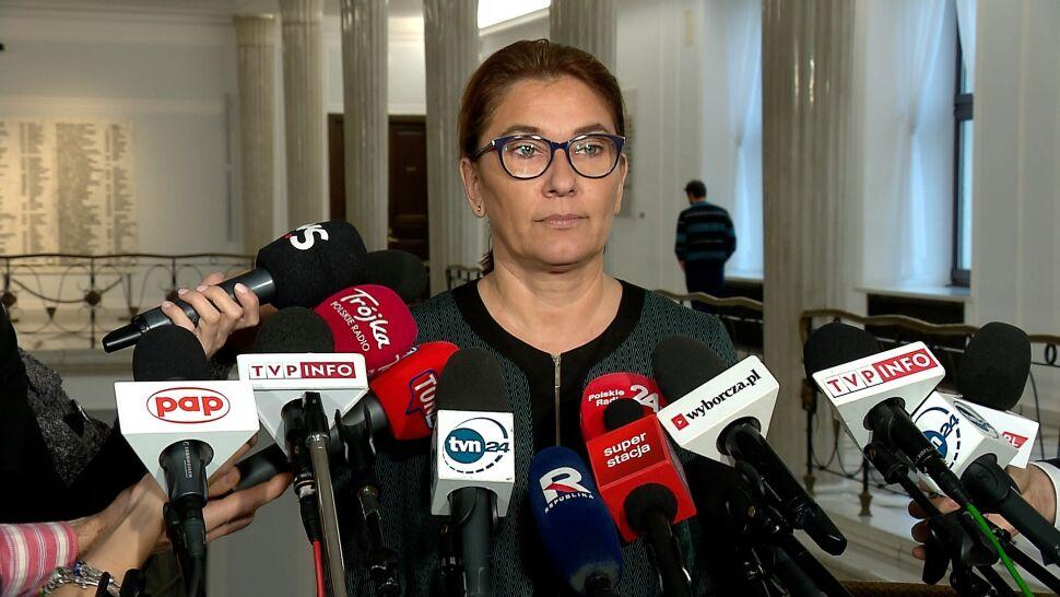 Mazurek: dodatkowe posiedzenie Sejmu w sprawie KNF nie jest potrzebne