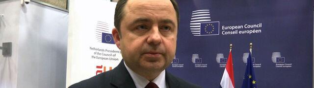 Szymański: porozumienie zagwarantuje ochronę praw polskich obywateli na Wyspach