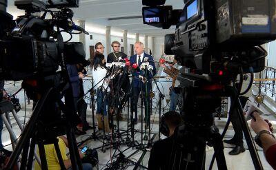 Opozycja domaga się komisji śledczej w sprawie afery w KNF