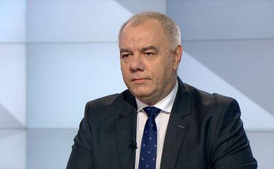 Sasin: decyzja o dymisji szefa KNF jest prawidłowa