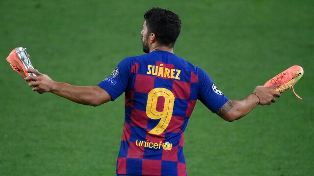 Media: Suarez porozumiał się z Juventusem, Coutinho wraca do Barcelony