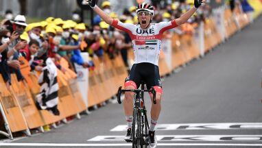 Słoweńcy rządzili w Pirenejach. Roglić nowym liderem Tour de France