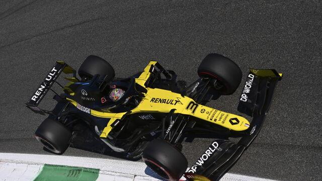 Zespół Formuły 1 zmieni nazwę. Bolidy w barwach narodowych