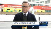 Alfie Evans nie żyje