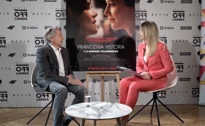 Cały wywiad z Romanem Polańskim