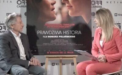 Cała rozmowa z Romanem Polańskim