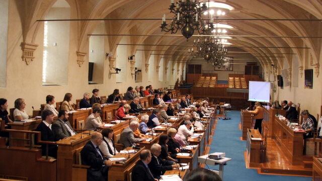 Koalicja rządząca Czechami utrzymała większość w Senacie