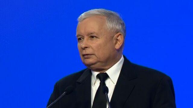 Kaczyński: brak przestrzegania elementarnych zasad bezpieczeństwa