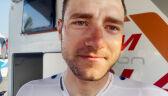 Owsian po 6. etapie Tour de Pologne