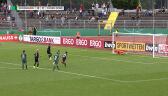 Gol Kownackiego w meczu Oldenburg – Fortuna Duesseldorf w 1. rundzie Pucharu Niemiec