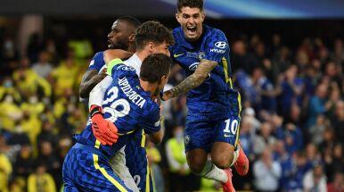 Chelsea zdobyła Superpuchar Europy po rzutach karnych